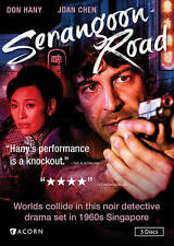 Serangoon Road, Good DVD, Chin Han, Pamela Chee, Michael Dorman, Alaric Tay, Mae