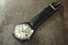 RARE OMEGA SEAMASTER COSMIC AUTOMATIC MEN'S VINTAGE WATCH UHR 34MM SUPERB CASE