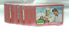 Vintage 1977 Topps Star Wars Red Series 2 - Card Set of 66 Cards - A New Hope