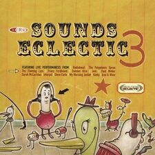 KCRW: Sounds Eclectic, Vol. 3-Feat. Steve Earle/Radiohead/Iron & Wine + More