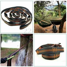 Hammock Strap adjustable Tree Hanging Heavy Duty Extension Suspension System CA