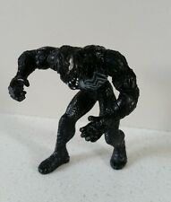 Mega rare minature 3 inch spiderman black venom figure - hasbro 2006