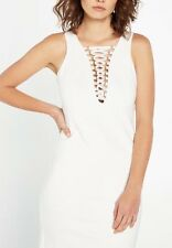 LAST PRICE BUY ME NOW! Bardot Lace Me Up Dress Size 8 RRP$100