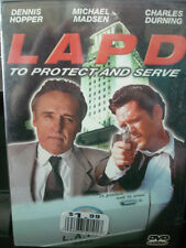 L.A.P.D.: To Protect and Serve (DVD, 2003) WORLD SHIP AVAIL