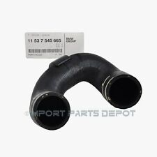 BMW Coolant Hose from Water Pump to Thermostat Genuine Original 45665