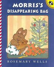 Morris' Disappearing Bag (Picture Puffins)-ExLibrary