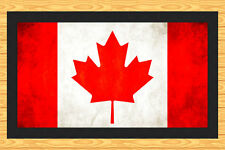 The Flag of Canada Bar runner mat