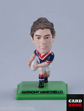 2008 Select NRL STARS COLOR FIGURINE No.41 Anthony Minichiello (Rooster)