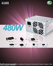 NEW 480W POWER SUPPLY Dell Dimension 4700 8200 8300 8400 F4284 Replace/Upgrade