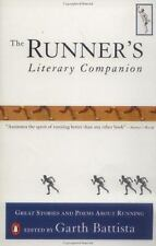The Runner's Literary Companion : Great Stories and Poems about Running (1996, P