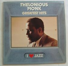 THELONIOUS MONK   (LP 33 Tours)  GREATEST HITS