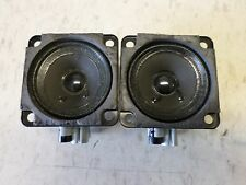 2004 CHEVROLET SUBURBAN 1500 REAR PILLAR BOSE SPEAKER OEM