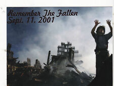 "*POSTCARD-""Remember The Fallen""  ...Sept. 11, 2001"
