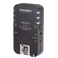 Yongnuo YN622CII YN622 YN622C TTL Wireless Flash Trigger 1 Transceivers fr Canon