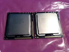 Matched Pair Intel Xeon X5650 6-Core 2.66GHz SLBV3 CPU For Server or Mac Pro 5.1