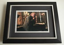 Timothy Spall SIGNED 10X8 FRAMED Photo Autograph Film Harry Potter AFTAL & COA