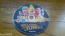 Dvd Welcome To The jungle Cert 15 2004