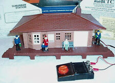 "O Gauge Diesel Horn Station with Modern Loud Diesel Horn Sounds - 4"" Speaker"