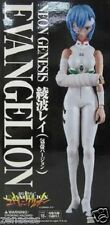 Used Medicom Toy Real Action Heroes RAH Evangelion Rei Ayanami Bandage Painted