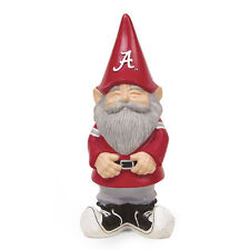"Alabama Crimson Tide Garden Gnome 11""  Free Shipping Roll Tide Free Shipping"
