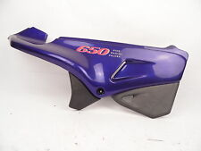 Carena posteriore DX, Heckverkleidung, Tail Fairing Right, Aprilia Pegaso 650