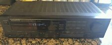 "KENWOOD Reciever Stereo A/V Receiver KR-A47 "" Sounds Great"""