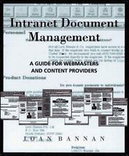 Intranet Document Management: A Guide for Webmasters and Content Providers
