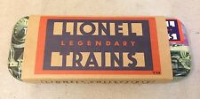 LIONEL LEGENDARY TRAINS MENS/BOYS WRISTWATCH WITH SOUND EFFECTS IN BOX
