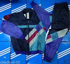 """ADIDAS made in HUNGARY """"FOUETTE"""" VTG jacket pants OLDSCHOOL,VINTAGE for 1990"""