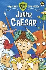Junior Caesar (Pocket Heroes)-ExLibrary