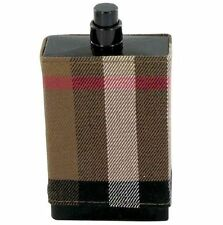 BURBERRY LONDON FABRIC Men cologne edt 3.3 oz 3.4 Tester
