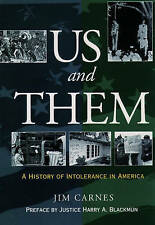 Us and Them by Carnes (Paperback, 1999)