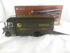 "Rare Action 2003 Racing UPS Van ""Employee Exclusive"" Model 1:32 Scale Ltd Ed."