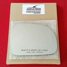 NEW Mirror Glass 99-04 TRACKER VITARA Passenger Right Side RH **FAST SHIPPING**