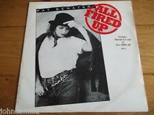 "PAT BENATAR - ALL FIRED UP 12"" RECORD / VINYL - CHRYSALIS - PATX 5"