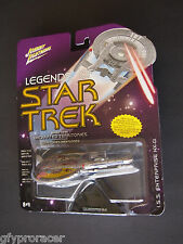 Star Trek I.S.S NX-01 Series 3 Johnny Lightning Mirror Universe