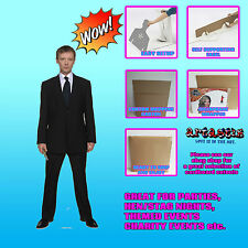 The Master John Simm Doctor Who's Enemy Official LIFESIZE CARDBOARD CUTOUT