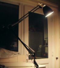 1930'S HERBERT TERRY 1209 ANGLEPOISE CLAMP ON LAMP