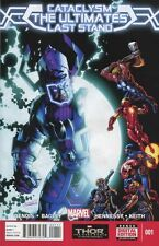 Ultimates: Cataclysm The Ultimates Last Stand #1