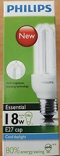 PHILIPS 18W ESSENTIAL 3U ENERGY SAVING BULB E27