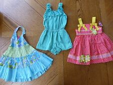 12 month Girl NEW Summer clothes Lot $74 MSRP Blueberri Dress Chaps NWT dresses