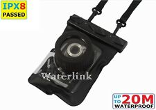 Waterlink IPX8 (20 ft) 100% Waterproof case for Canon S95 S110 S100 Nikon P300