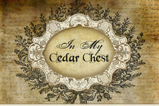 Victorian Chic Vtg Shabby Scrolls Ebay Auction Template by In My Cedar Chest