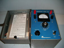 Associated Research Vibroground Model 263 4 Point Earth Resistivity Test Meter