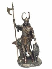 Loki Norse God - Trickster Archenemy of Thor Statue Sculpture Figure