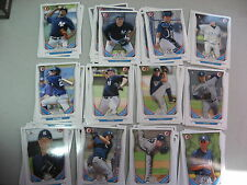MASON WILLIAMS lot 6 2014 BOWMAN DRAFT New York Yankees #TP 64