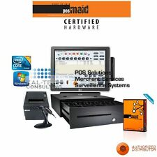 Retail All-In-One Point Of Sale Complete System, Convenience & Liquor Store POS