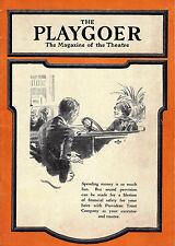 "George S. Kaufman ""ONCE IN A LIFETIME"" Bette Davis ""BROKEN DISHES"" 1930 Playbill"