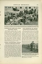 1920 Magazine Article Beer Smuggling Zion City Illinois Prohibition 86000 Bottle