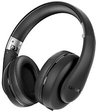 Sentey Warp LS-4422 Over-ear headphones with microphone and Carrying Case